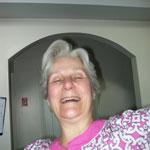 Image of client, Sarah